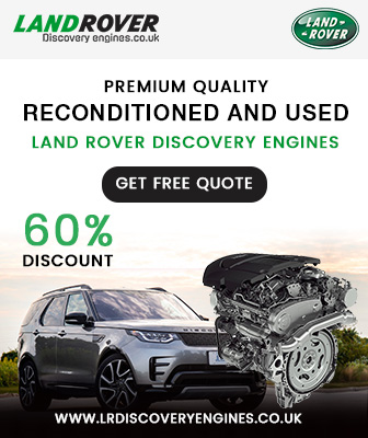 Land Rover Discovery 4 Engine for Sale, Replacement, Supply & Fit