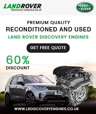 Land Rover Discovery 3 Engine for sale